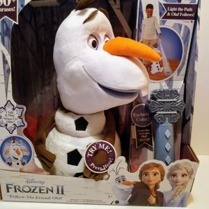 Olaf exclusive